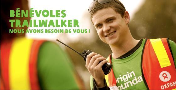 Bénévoles Trailwalker