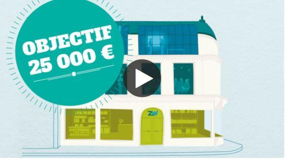 Illustration de la campagne Maison Zéro déchet sur Ulule